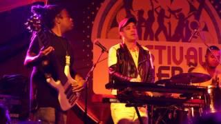 Wynnie Nogueira ao vivo no festival de verão Amsterdam