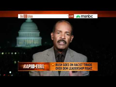 Republican Ron Christie Gets Called Out By Joe Madison For Lying