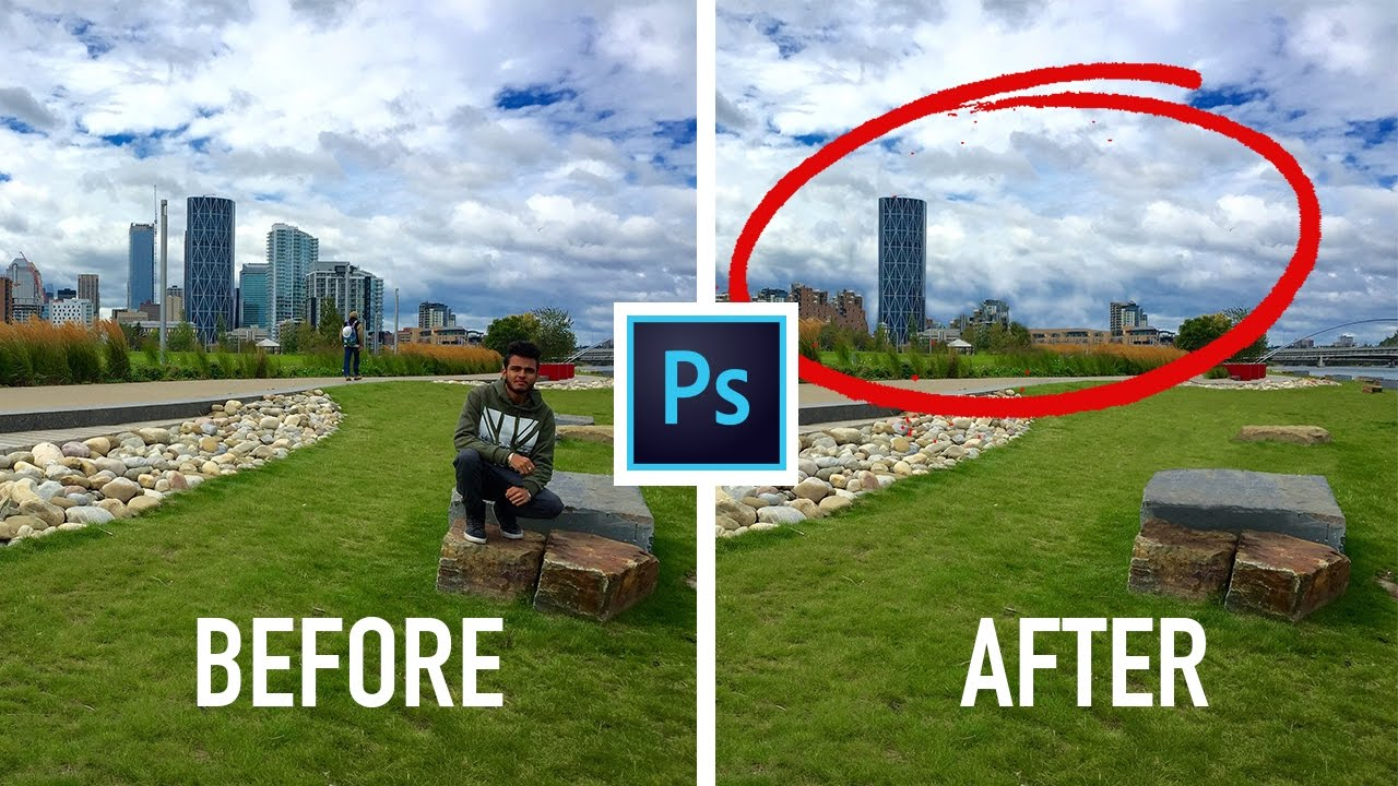 Image result for photoshop erase object from image