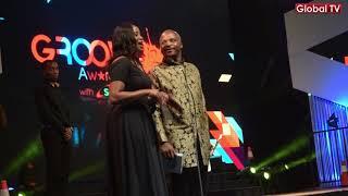 Wasanii Walivyopanda Stejini Kuchukua Tuzo - GROOVE AWARDS