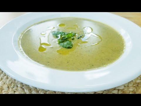 soupe-de-courgettes-santé
