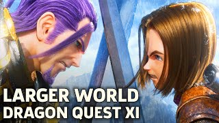 Dragon Quest XI's Large New World - Gameplay thumbnail