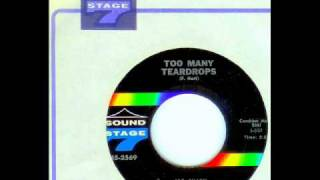 Joe Simon - TOO MANY TEARDROPS  (1966)