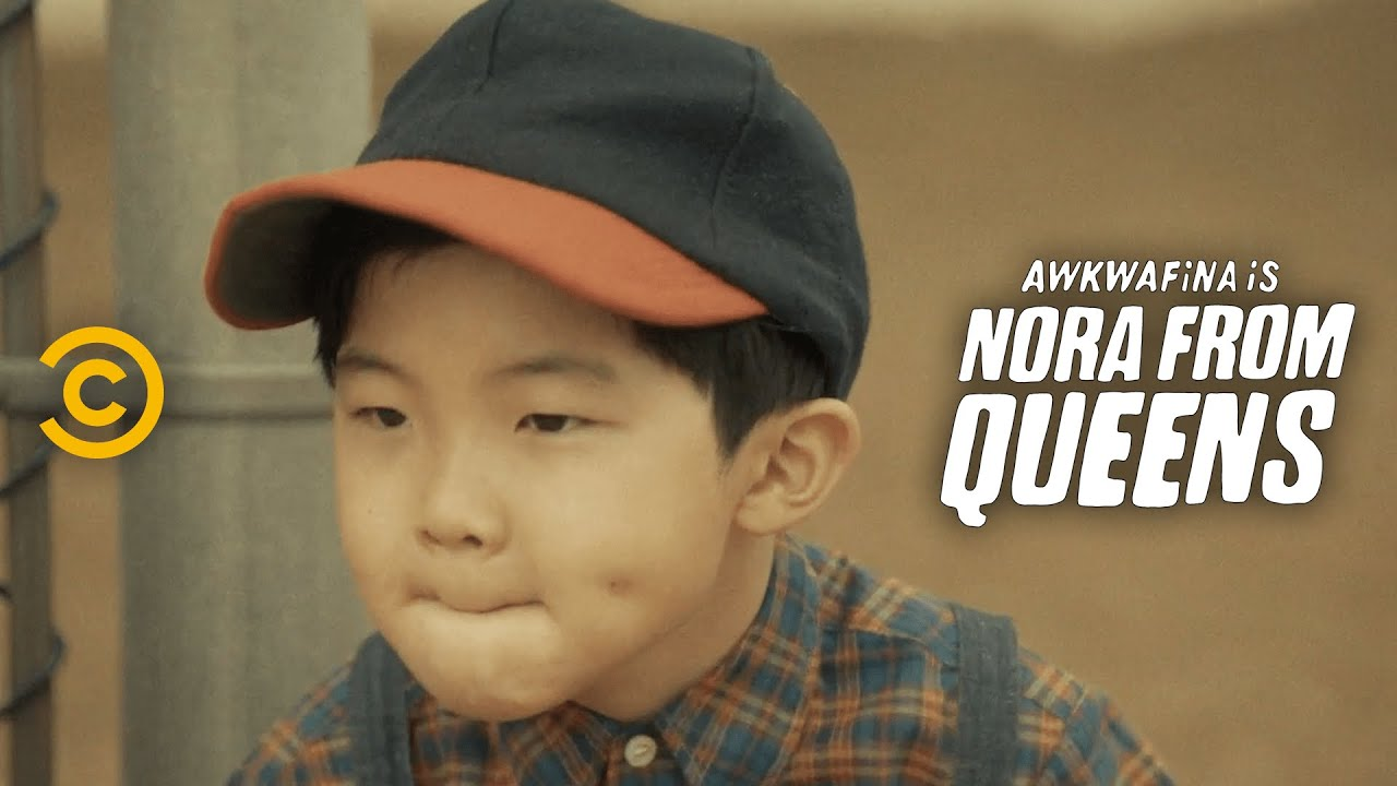 Wally's Childhood (feat. Alan S. Kim) - Awkwafina is Nora from Queens