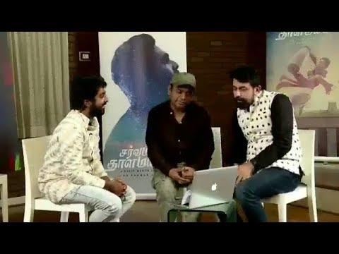 Blasting trio AR Rahaman ,GV Prakash,Rajvee Menon on Sarvam Thaala mayam | nba 24x7