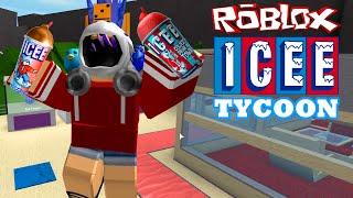 ROBLOX LET'S PLAY ICEE TYCOON JUEGOS DE RADIOJH
