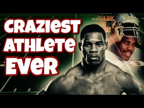Meet The Craziest Athlete In Nfl History Youtube
