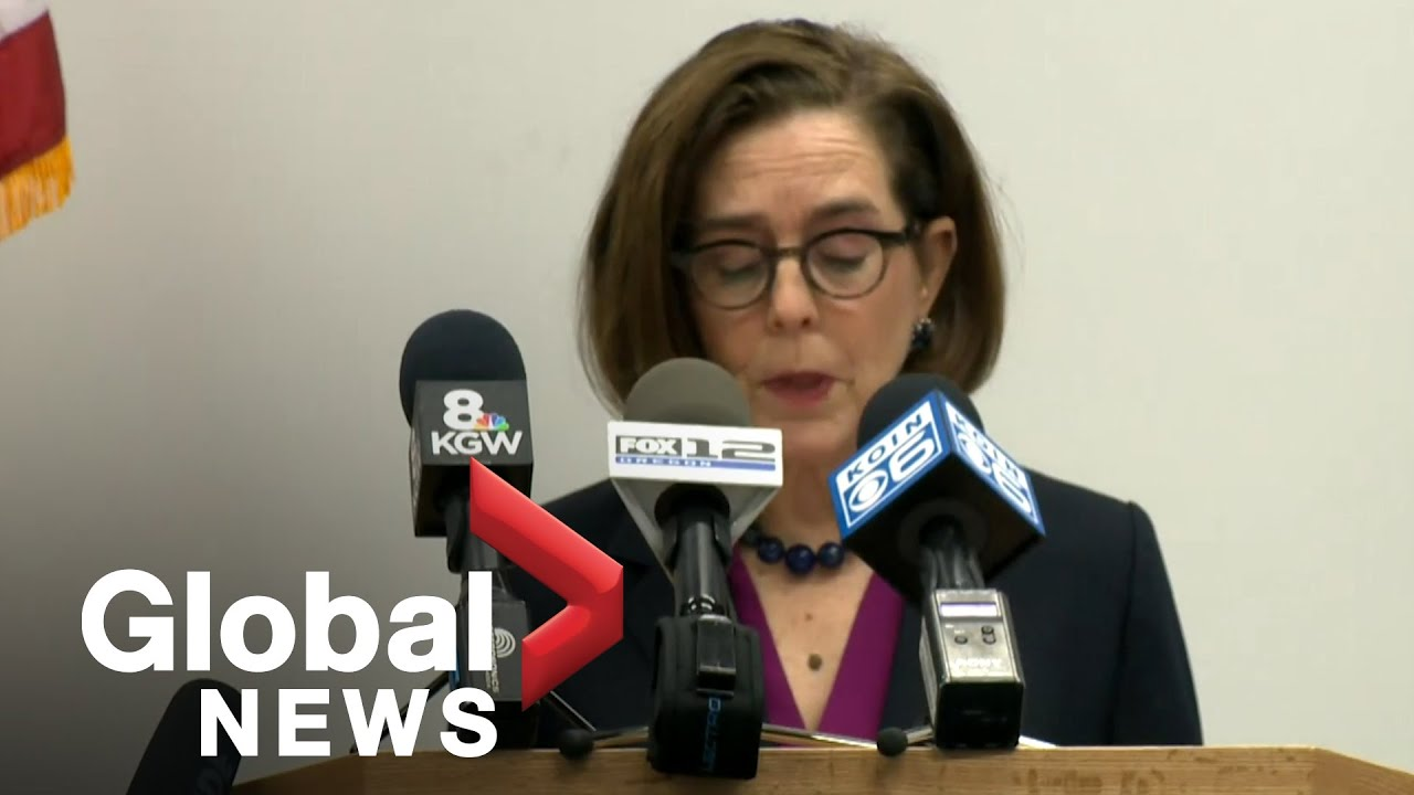 Coronavirus in Oregon (March 23): Gov. Kate Brown prepares ...