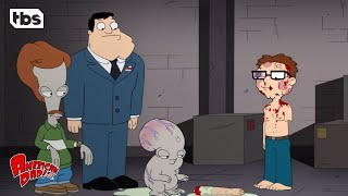 American Dad: Rogu Gives Roger a Hand | TBS