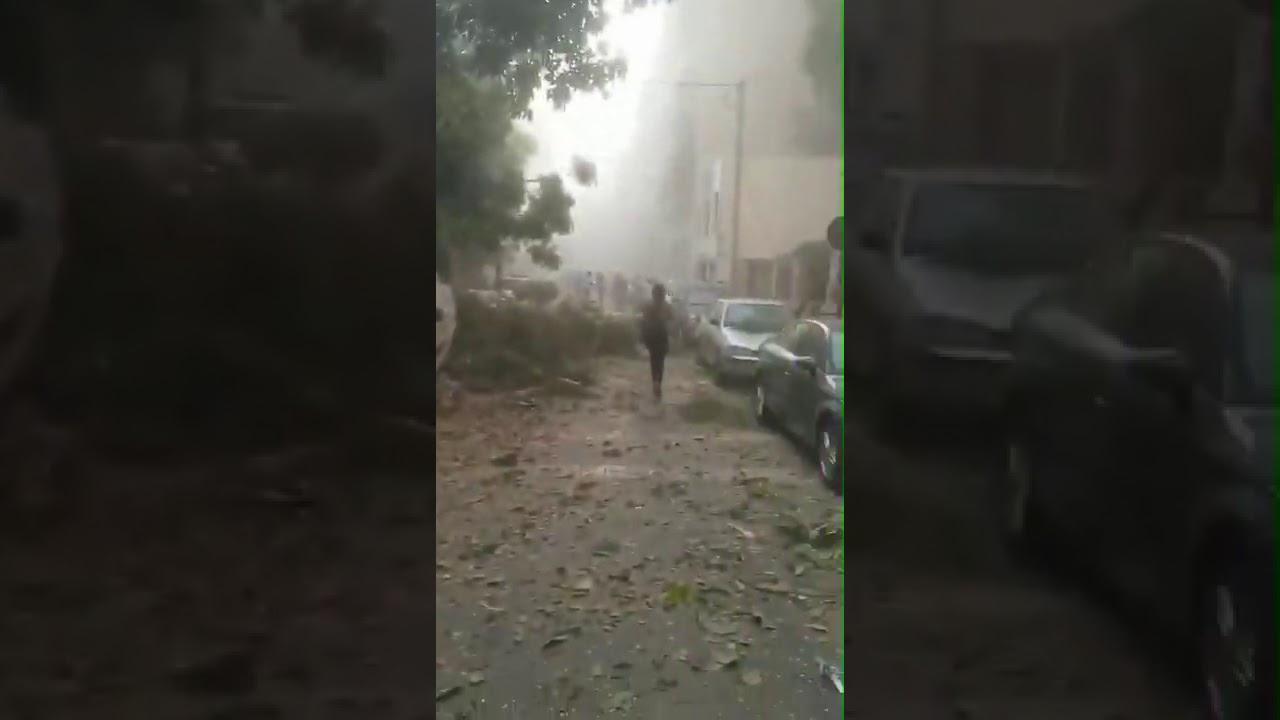 Beirut, Lebanon, August 4, 2020 explosion \ Бейрут взрыв Ливан 4 августа 2020 MyTub.uz
