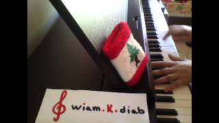 Joseph Attieh - Teeb El Shouq (piano) / جوزيف عطيه - تعب الشوق