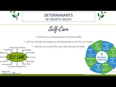 HCS 326 Holistic Health - YouTube