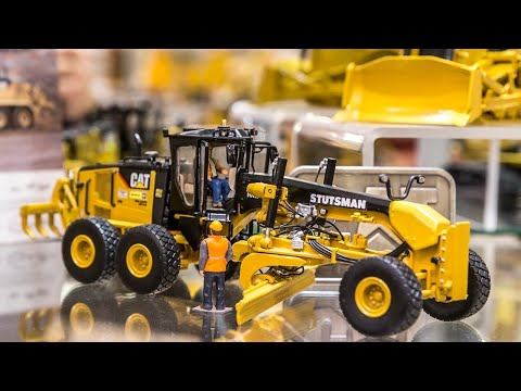 Stutsman-Gerbaz Earthmoving Part 2 | Diecast Model Collection