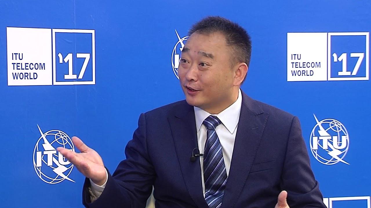 ITU TELECOM WORLD 2017: Jianjun Zhou, Vice President, Carrier Business  Group, HUAWEI