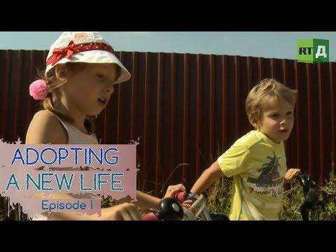 Adopting a new life. (E1)