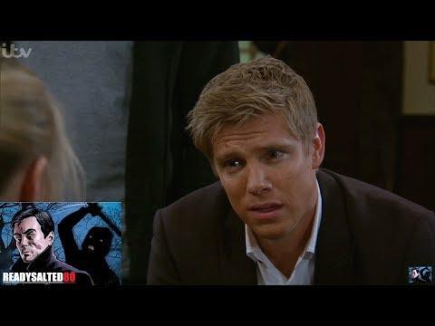 Emmerdale - Aaron & Robert Confront Rebecca