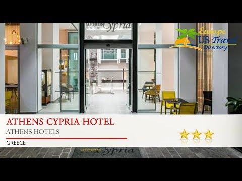 Athens Cypria Hotel - Athens Hotels, Greece