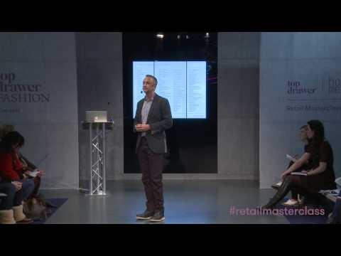 Think Digital First | Warren Knight Keynote Speaker at Top Drawer London 2015