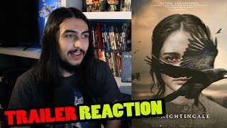The Nightingale (2019 Jennifer Kent) TRAILER REACTION And REVIEW!