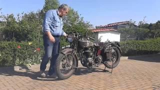 """Motosacoche 500cc 1930...type """"409"""""""
