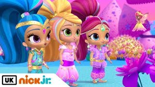 shimmer and shine tutorials