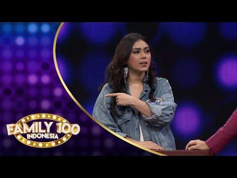 Siapakah Penyanyi Pria Yang Cocok Duet Dengan Raisa? - PART 3 - Family 100 Indonesia 2019