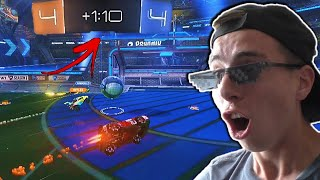 Veľký BOJ o DIVISION UP! - Rocket League