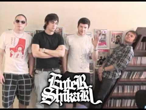 ENTER SHIKARI -PUNKSPRING09-