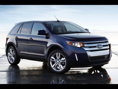 Ford Edge Limited Start Up And Review   L V