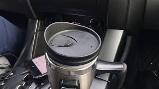 Tech Tools Heated Smart Travel Mug with Temperature Control 12V