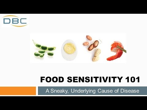 Food Sensitivity 101