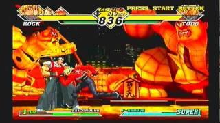 Random Game Week Day 6 - Capcom VS SNK 2