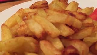 Жареная картошка Как пожарить картошку ОЧЕНЬ ВКУСНО Рецепт
