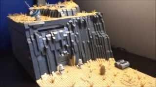 Lego Star Wars Clone Outpost on Ryloth