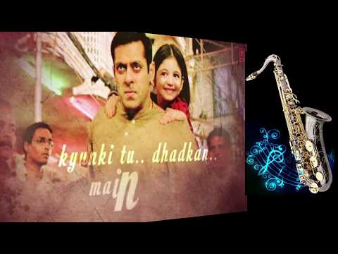 #331:- Tu Jo Mila | Bajrangi Bhaijaan | K.K.| Best Bollywood Saxophone Cover