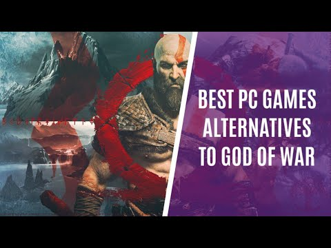 Top 7 Similar Games like God of War for PC