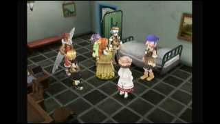 Rune Factory Tides of Destiny Gameplay(Sonja-001):Back to normal.