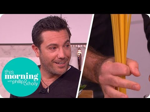 Gino: 'You Can Eat Pasta and Still Lose Weight' | This Morning