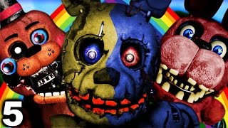 Five Nights At Freddy's Abridged! | Episode 5: FNAF 4 Welcomes You