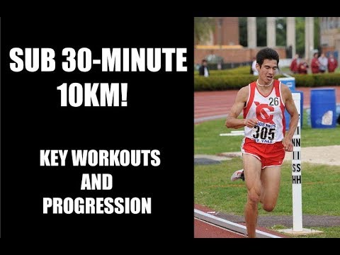 HOW I RAN A SUB 30-MINUTE 10KM | Advanced Training Tips And Workouts By Sage Canaday Running