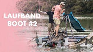 Laufband + Boot Teil 2 ☑️ Läuft bei uns