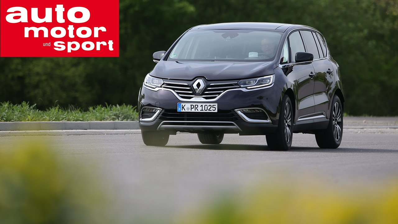 Fahrbericht Renault Espace