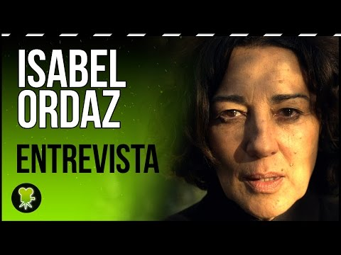 Isabel Ordaz: