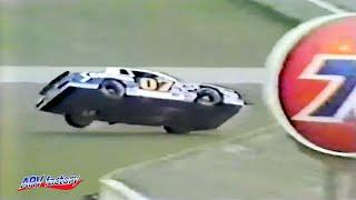 Randy LaJoie Big Crash 1984 Daytona Twin 125