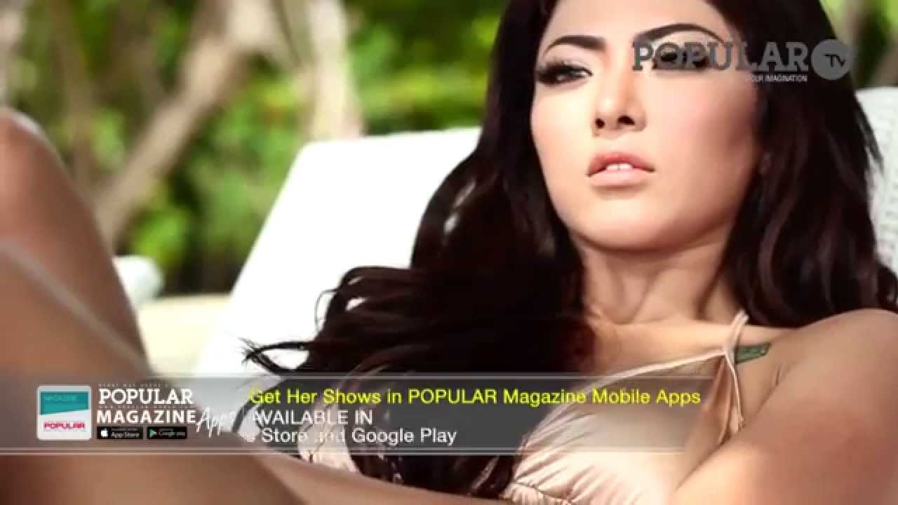 Abg Montok Foto Wiwid Gunawan Majalah Popular: Nisa Beiby Best Hot Photoshoot Update Agustus
