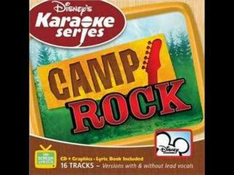 Camp Rock Karaoke-Too Cool