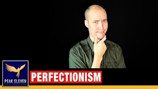 How to stop being a Perfectionist - Cure Perfectionism