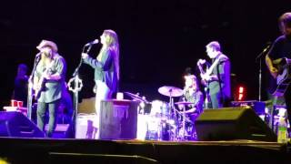 chris stapleton live traveller july 9th 2016 nissan stadium nashville tn