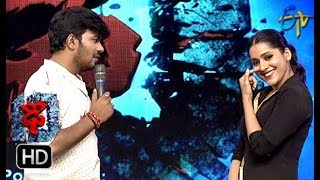 Sudheer Propose To Rashmi | Funny Task | Dhee 10 | 23rd May 2018 | ETV Telugu