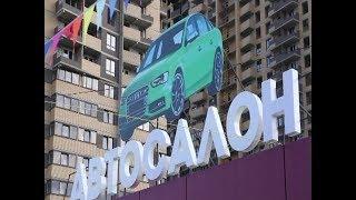Гимнастический зал появится на ул. Уральской в Краснодаре вместо автосалона